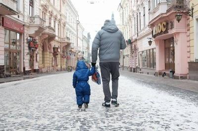 В Черновцах в травмпункт за три дня прибыло почти полсотни детей