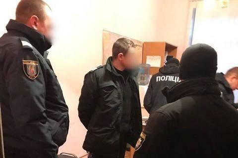 Спецоперація навокзалі уКиєві: діючі поліцейські були членами банди