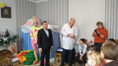 Чернівецький фонд отримав грант з Італії на лікування хворих дітей