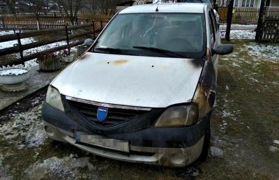 Поліція Буковини відкрила кримінальне провадження за фактом підпалу автівки заступника мера Сторожинця