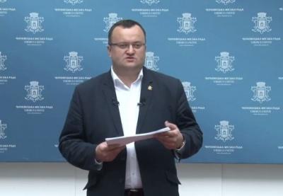 Суд вдруге відправив на доопрацювання НАЗК справу щодо мера Чернівців