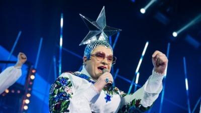 Вєрка Сердючка на Новий рік розважала гостей у РФ та заявила, що проти заборони російських артистів і кіно в Україні
