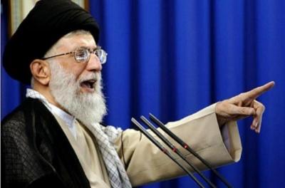 Аятолла Алі Хаменеї вперше прокоментував масові протести в Ірані