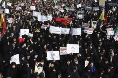 В Ірані тривають протести: заарештованим може загрожувати страта