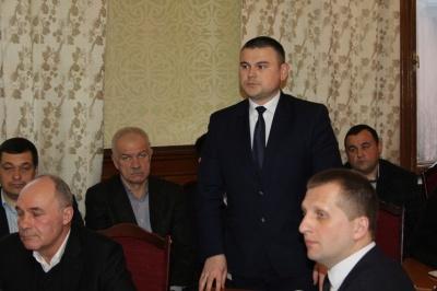 Представлено нового керівника лісового господарства Буковини