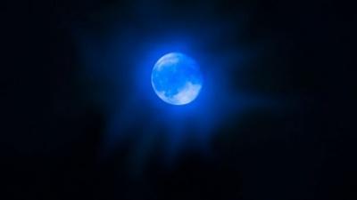 """Місячне затемнення: наприкінці січня зійде """"блакитний місяць"""""""