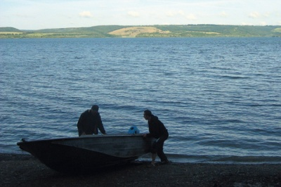 На водоймах Буковини закрито навігацію