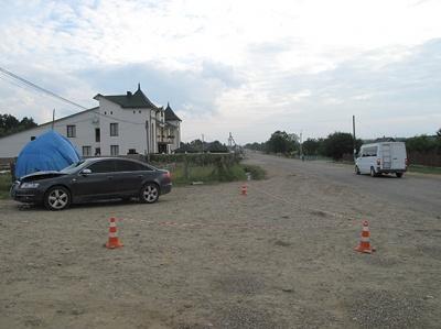Водія, який напідпитку збив на смерть пішохода в Красноїльську, засудили на 3,5 роки