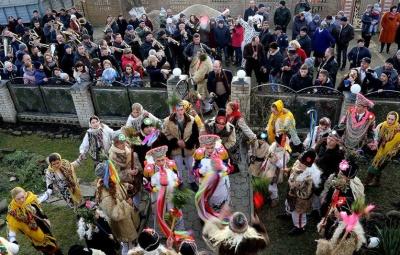 Стало відомо, які персонажі повезе на Фестиваль маланок село Горбова