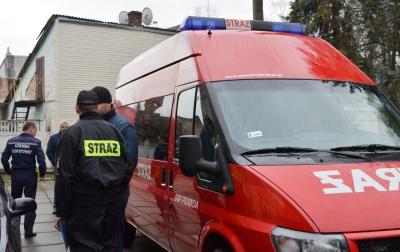 Поляки подарували рятувальникам Буковини два автомобілі (ФОТО)