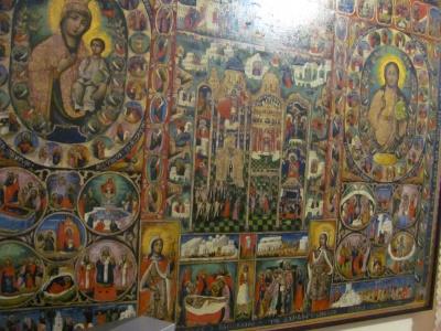 У Чернівцях – найбільша у світі паломницька ікона (ФОТО)