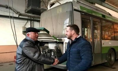 У тролейбусному управлінні Чернівців заперечили інформацію депутата Бешлея про курсування тролейбусів на Калічанку