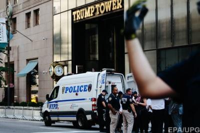 У США анонім повідомив про терористів-смертників біля Trump Tower