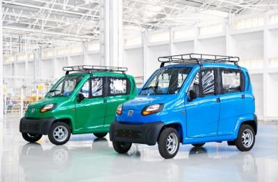 В Україну прибула партія найдешевшого у світі автомобіля