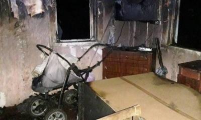 У Житомирській області під час пожежі загинули двоє дітей