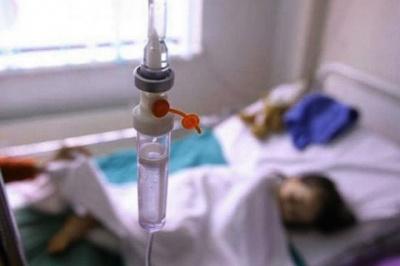 На Закарпатье двух детей после колядования госпитализировали с алкогольным отравлением