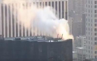 У Нью-Йорку сталася пожежа на хмарочосі Trump Tower