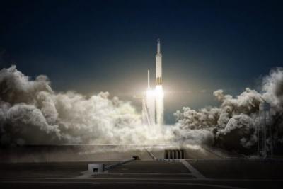 США відправили на орбіту таємничий урядовий супутник завдяки SpaceX