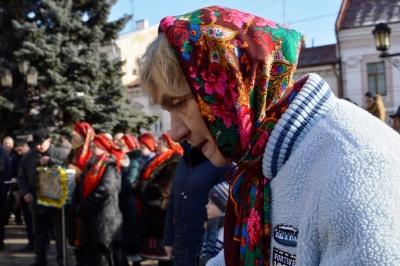 У Чернівцях вчетверте відбувся фестиваль «Майданівська коляда» (ФОТО)
