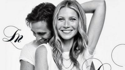 Гвінет Пелтроу офіційно повідомила про заручини з кінопродюсером: фото
