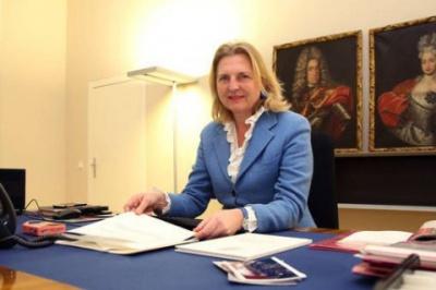 Керівник австрійського МЗС вважає, що санкції проти Росії не спрацювали