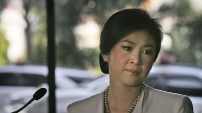 Екс-прем'єр Таїланду, засуджена за корупцію, втекла до Лондона