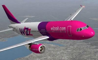 Wizz Air почне польоти зі Львова у березні
