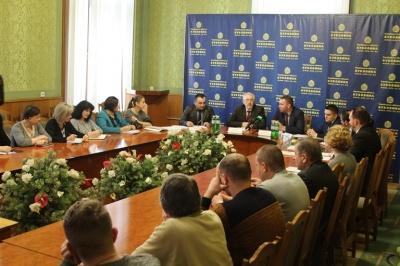 Презентовано проект з вивчення взаємодії різних культур на Буковині