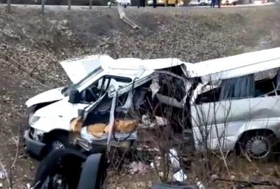 У Росії розбився автобус з українцями, є загиблі і поранені