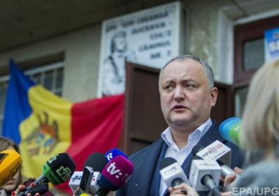 У Молдові призначили міністрів в обхід президента: Додон пригрозив ударом у відповідь