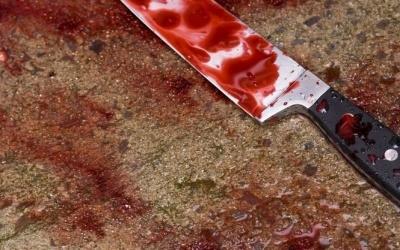 Мешканець Хмельницької області з ножем напав на свого дільничного