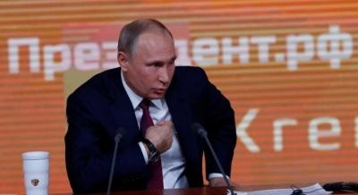Путін заявив, що готовий поновити повернення Україні військових кораблів та літаків з Криму