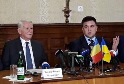 «Ми не будемо лякати першокласників українською граматикою»: Клімкін у Чернівцях про «освітній» закон для нацменшин