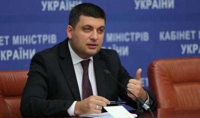 Гройсман заявив, що проблема корупції в Україні перебільшена