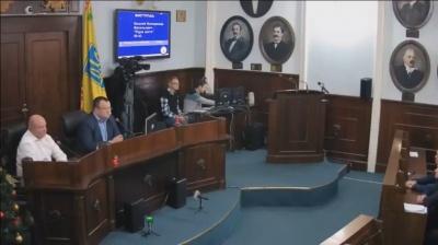 Після конфлікту депутата з журналісткою ТВА у коридорах мерії Чернівців встановили відеокамери
