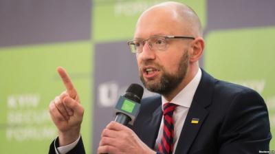 Яценюк заявив про політичний тиск, який здійснюється на нього через продаж його частки каналу «Еспресо»