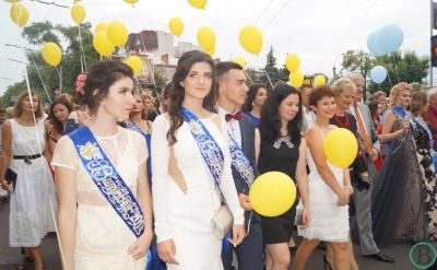 В Україні цьогоріч буде найменша кількість випускників