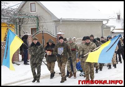 Похорон учасника АТО, пожежа на СТО і ціни на бензин: головні новини Буковини 13 січня
