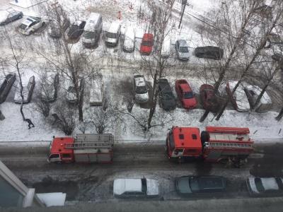 У Чернівцях рятувальники погасили пожежу в багатоповерхівці: на 9 поверсі горіла електрощитова