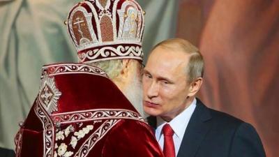 """Путін вважає комунізм """"спорідненим з християнством"""", а тіло Леніна сприймає як """"мощі святих"""""""