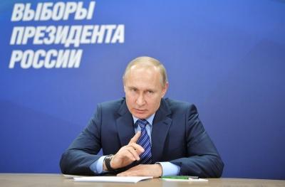 """""""Вікіпедія"""" достроково назвала Путіна переможцем на виборах президента Росії-2018"""