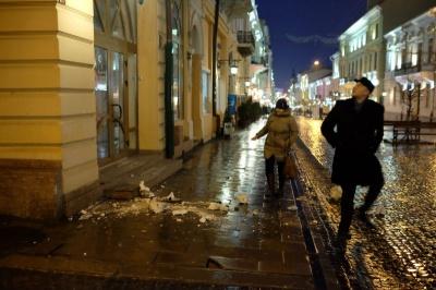 У мерії Чернівців оголосили тендер на утримання вулиці О.Кобилянської