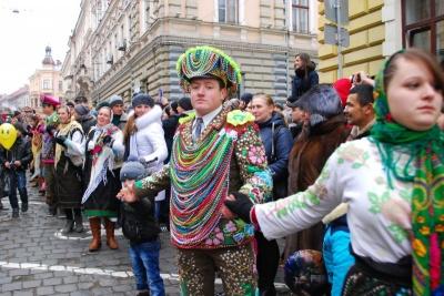 У Чернівцях розпочалися заходи фестивалю «Маланка-фест» (НАЖИВО)
