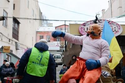Олімпійські боги і Чагорське плем'я: що можна побачити на «Маланка-фесті» в Чернівцях (ФОТО)