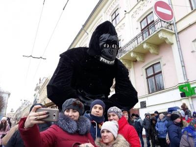 «Місто не зовсім готове до такого свята»: думки гостей «Маланка-фесту» в Чернівцях (ВІДЕО)