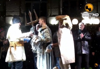 У Чернівцях нагородили переможців «Маланка-фесту»: перше місце здобув колектив «Боги Олімпу»