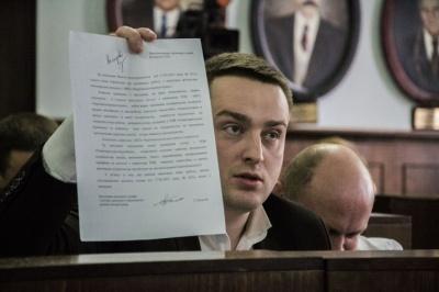 Чернівецька міськрада на сесії в лютому розгляне заяву депутата Бешлея про складання повноважень голови земельної комісії