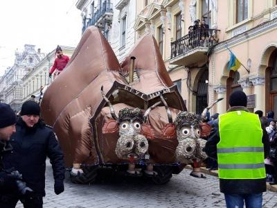 Каспрук розкритикував ідею перенесення фестивалю «Маланка-фест» з центру Чернівців до Музею просто неба
