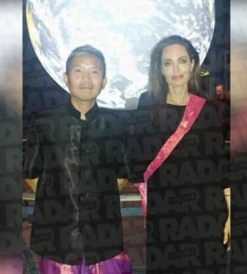 ЗМІ розповіли, з ким зустрічається Анджеліна Джолі (ФОТО)