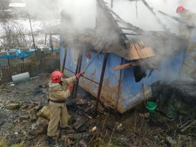 Через пічку і котли на Буковині сталися три пожежі